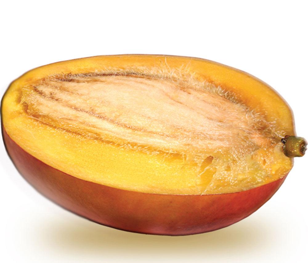 Mango moitié