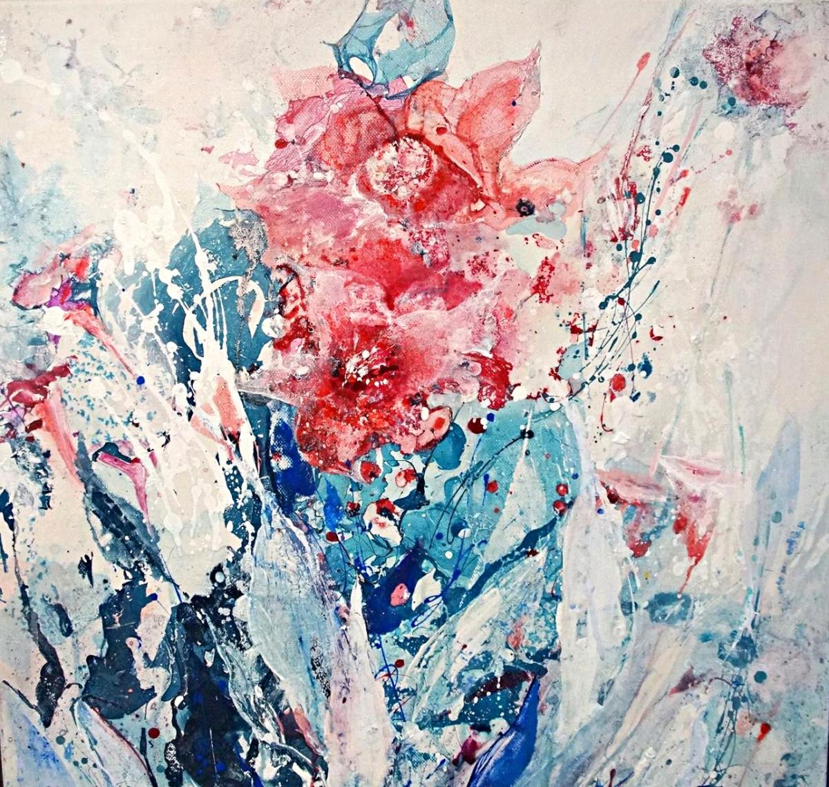 fleur_abstrait_red